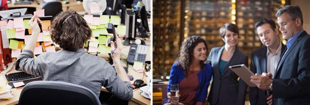 stres in pozitivno delovno okolje